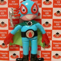 TOMATO KID FACTORY GOODS 流血仮面人形